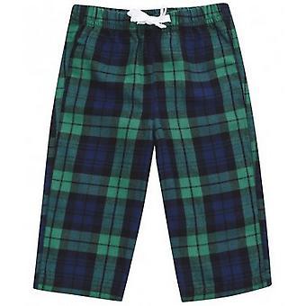 Larkwood Baby Tartan Lounge Pants