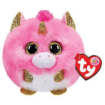 TY Puffies - Fantasia le jouet en peluche Licorne
