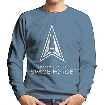 U.S. Space Force Dark Logo Men's Sweatshirt