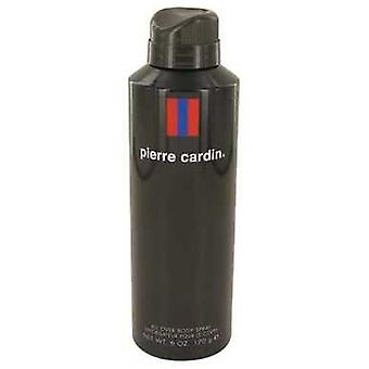 Pierre Cardin door Pierre Cardin Body Spray 6 oz (mannen) V728-534118