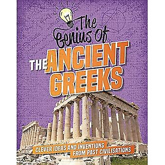 The Genius of: The Ancient� Greeks: Clever Ideas and Inventions from Past Civilisations (The Genius of)