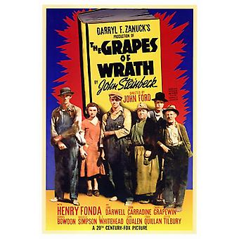 The Grapes of Wrath Movie Poster Print (27 x 40)