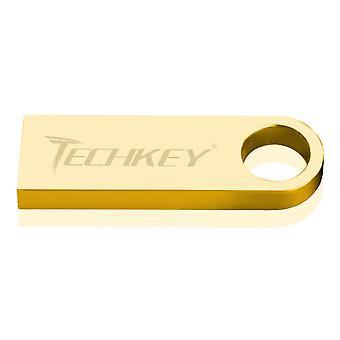 Usb Flash Pen Drive Waterproof U Disk Memoria Cel Clé USB