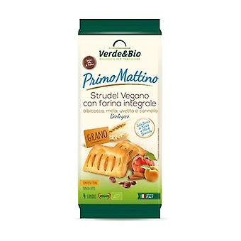 Organic Wholemeal Strudel With Apricot, Apple, Raisins And Cinnamon 200 g