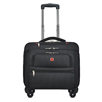 Business Oxford Rolling Luggage Casters, Multifunction Carry On Wheels