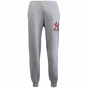 Majestic Athletic Dalmore Grey NYY Yankees Mens Track Bottoms MNY1246E2 A91D