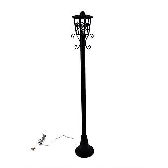 Dolls House Victorian Street Lamp Miniature Light 12v Electric