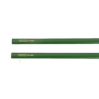 Stanley Tools Mason's Lyijykynät tiilipakkaus 2 175mm STA093932
