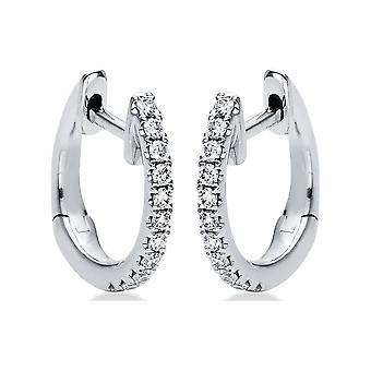 Luna Creation Promessa Hoop earrings 2H893W8-1