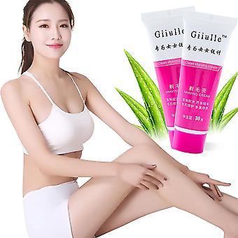 Aloe Shaving Cream Woman Special Mild Skin Legs Armpit Hair Shaving Foam Reduce