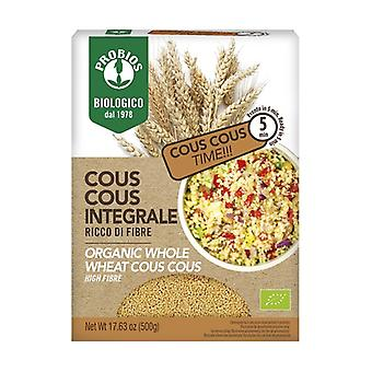 Whole couscous 500 g