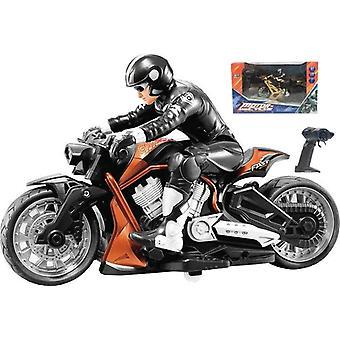 Suuri kaukosäädin Off-Road Stunt Moottoripyörä