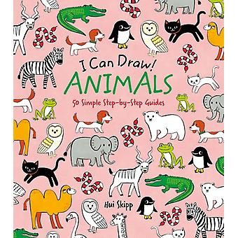 I Can Draw Animals by William Author Potter