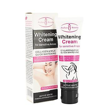 Aichun Beauty Body Creams Armpit Whitening Between Legs Knees Private Parts