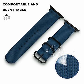 Nylon Watchband For Apple Watch Band Series 5/4/3/2/1