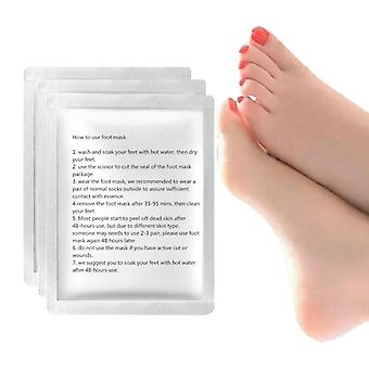 Foot Peeling Mask Legs Remove Dead Skin, Smooth Foot Care Socks