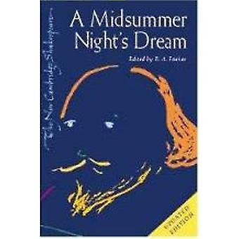 A Midsummer Night's Dream by William Shakespeare - 9780521825405 Book