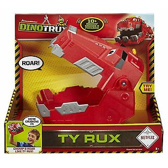 Dinotrux ty rux diecast figure with sounds