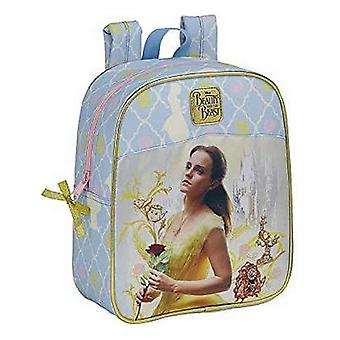 Child bag beauty and the beast