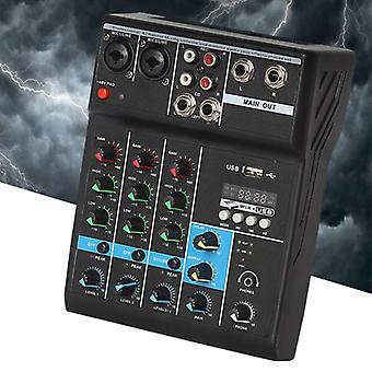 Karaoke Ktv mit USB Sound Card Sound Effekt