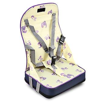 Foldable Chair Bag Kids Soft Booster Safety Seat Multifunctional Travel Bag
