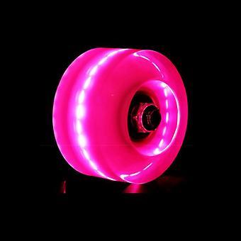 Inline Roller Skate Wheels, Led Sliding Skating, Luminous Light Up, Wheels With