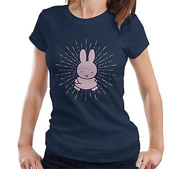 Miffy Pink Bunny Kvinder 's T-shirt