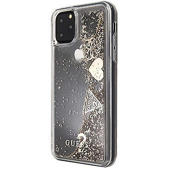 FengChun GUHCP12LGLHFLGO Hard Cover Charm Kollektion für Apple iPhone 12 Pro Max, Gold