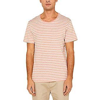 edc av Esprit 029cc2k036 T-Shirt, Pink (Blush 665), Medium Men's