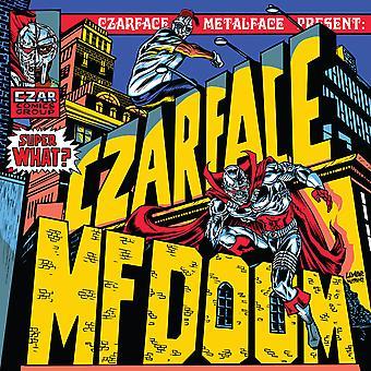 Czarface & MF Doom - Super O quê? vinil