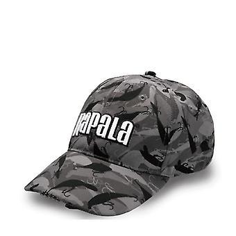Tampa de pesca do chapéu de pesca, chapéu respirável/led/boné esportivo ao ar livre