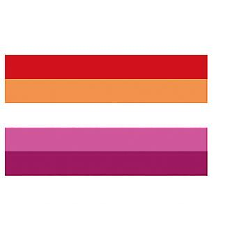 Rainbow flag gay les pride peace lgbt asexualism banner 3x6 ft ch08