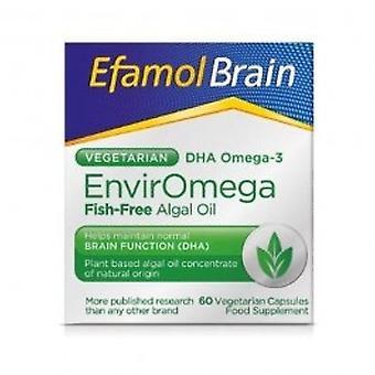 Efamol - EnvirOmega Fish-Free Algal Oil 60 capsule