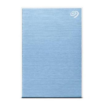Seagate 4Tb One Touch Portable Bleu