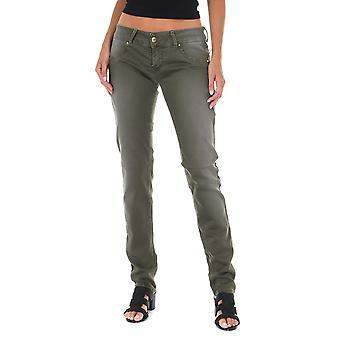 MET pantalones de mujer X-Bidys gris