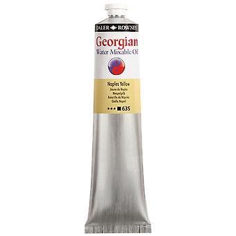 Georgian Watermixable Oil 119200635 200ml Naples Yellow
