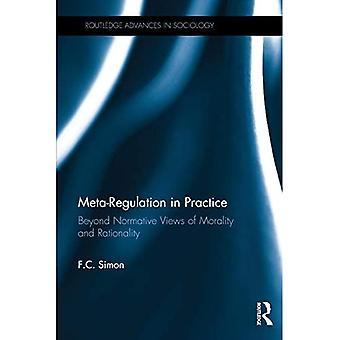Meta-Regulation in Practice:� Beyond Normative Views of Morality and Rationality (Routledge Advances in Sociology)