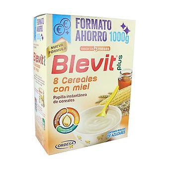 Blevit Plus 8 Cereals with Honey New Formula 5m + 1000 g