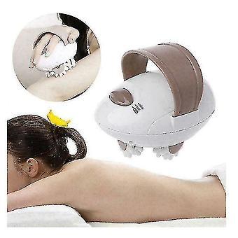 Masajeador eléctrico de cuerpo completo 3D anticelulítico, masajeador portátil