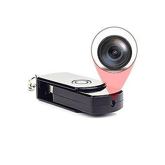 Kannettava Mini Usb Hd Secret Camera Reaaliaikainen näyttö