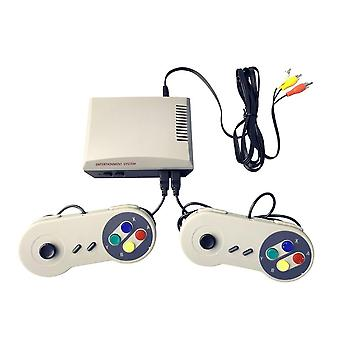 Classic Video Game Console With 2 Wired Controllers 4GB TF Card AV Output TV Game Console