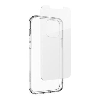 "ZAGG Glass Elite+ 360, Cover, Apple, iPhone 12 Pro Max, 17 cm (6.7""), Transparent"