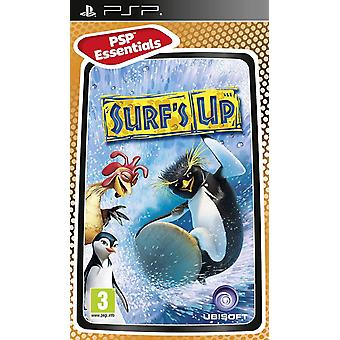 Surfs Up Essentials Edition Sony PSP Game