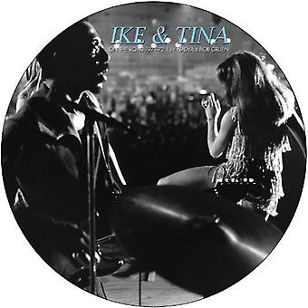 Ike Turner & Tina - On the Road Picturedisc & DVD [Vinyl] USA import