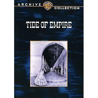 Tide Empire [DVD] USA tuonti