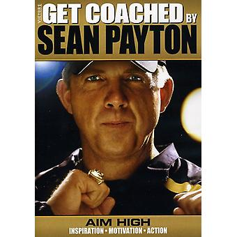 Få trænet - af Sean Payton [DVD] USA import