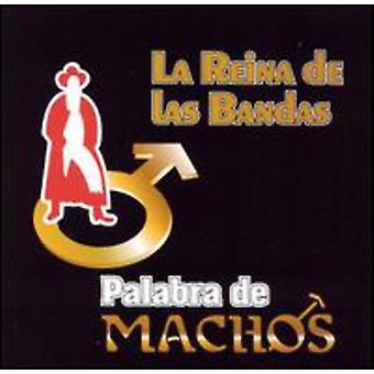 Banda Machos - Palabra De Machos [CD] USA import