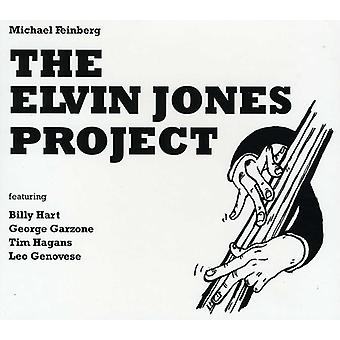 Michael Feinberg - Elvin Jones Project [CD] USA import