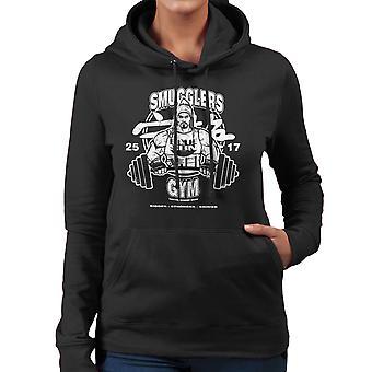 Jayne Smugglers Gym Serenity Firefly Women's Hooded Sweatshirt