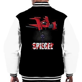 Spiegel Cowboy Bebop Akira mannen Varsity Jacket